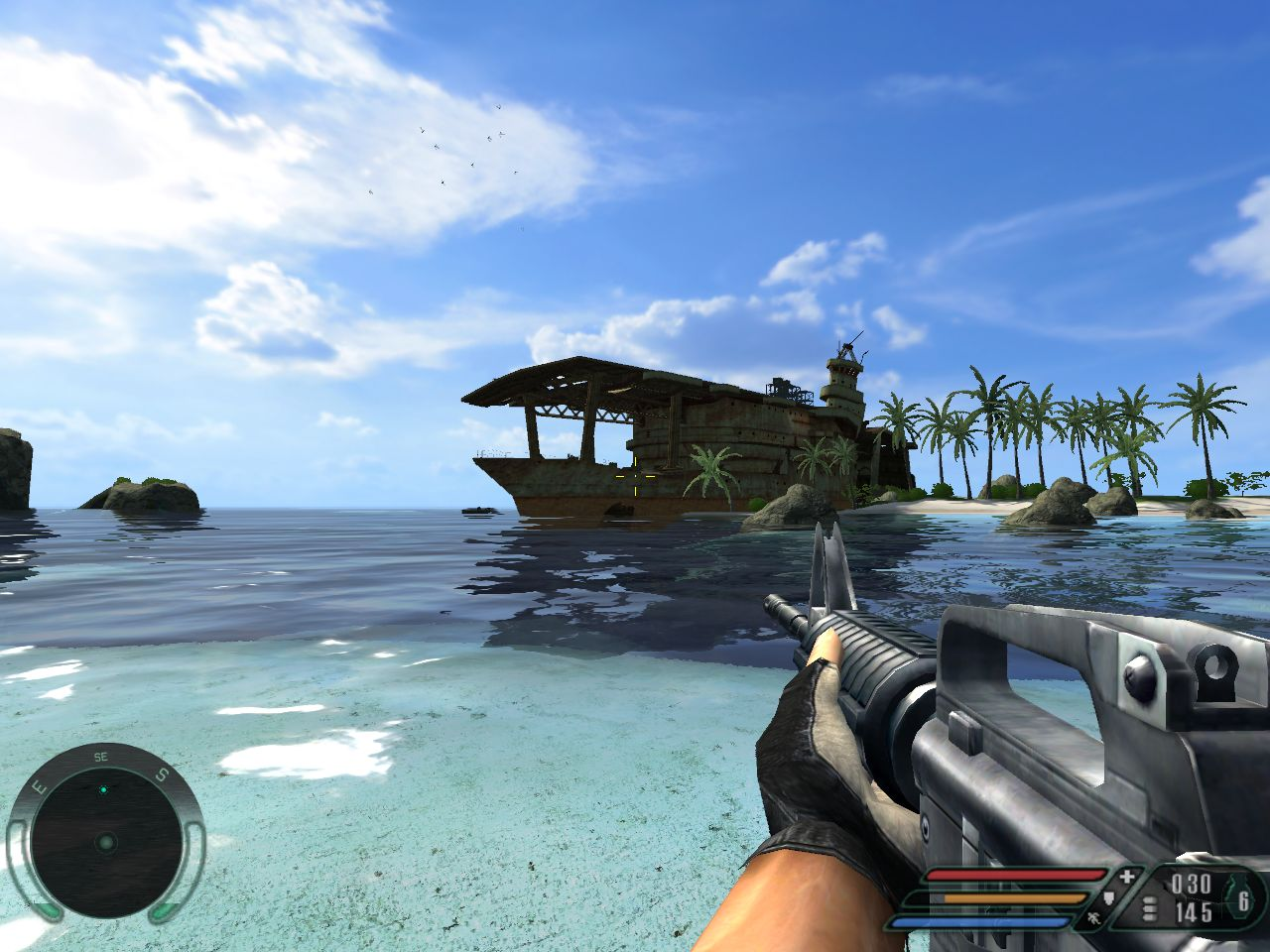 Far Cry et le mod 2010