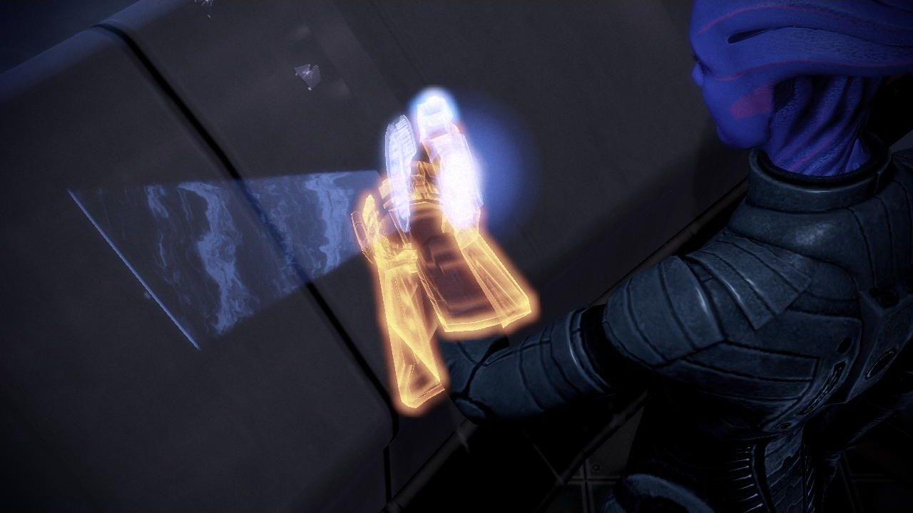 Représentation holographique du persoc