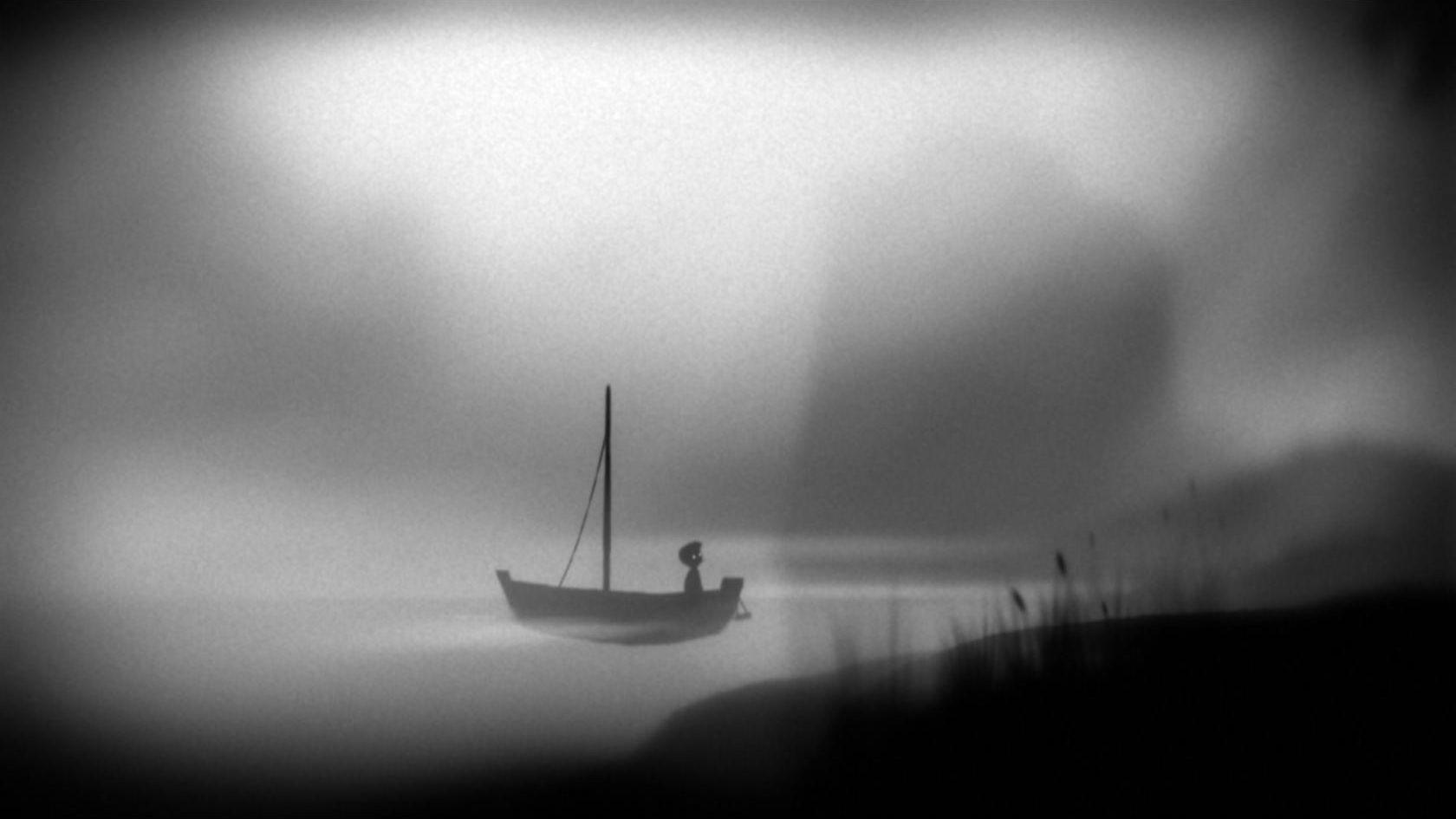 Du noir et blanc et des ombres tremblantes...