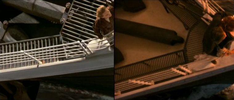 Et hop une scène d'amour antologique sur le Titanic complètement ruinée !